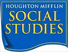Houghton Mifflin Social Studies: Readers' Theater Student Edition 6-Pack Unit 6