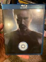 Iron Man (Blu-ray Disc, 2-Disc Set, Ultimate Edition) Marvel