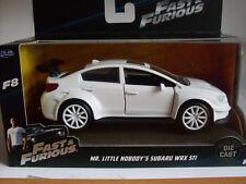 Fast & Furious MR. Little Nobody`s Subaru WRX STI, Jada Auto Modell 1:32