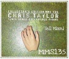 1/6 Hot Toys Platoon Chris Taylor MMS135 Left Open Palm **US Seller**