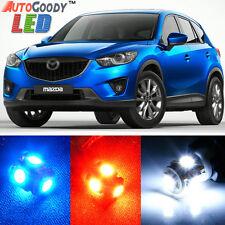 11 x Premium Xenon White LED Lights Interior Package Kit for Mazda CX-5