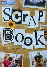 X2-XL libro de chatarra de corte Scrapbook Jumbo Craft Arte álbum Escuela Hogar 32 página