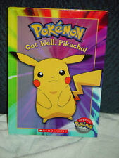 Pokemon : Get Well, Pikachu! by Tracey West (2004, Hardcover)