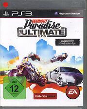 Burnout: Paradise-ULTIMATE BOX (Playstation 3)