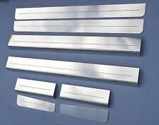VW UP! / Seat Mii / Skoda Citigo /  4 Door Sill Protector Kick Scuff Plates