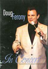 DOUG FERONY In Concert DVD standards Peekskill