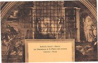 La liberazione du S. Pietro dal carcere - Raffaello Sanzio - Stanze   (F6875)