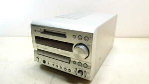 Onkyo FR-X9A CD MD Recorder Compact Disk Mini Disk Deck W/Remote