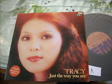 a941981 Tracy Huang 黃露儀 黃鶯鶯 Lp EMI Just the Way You Are (A) EMGS-5020