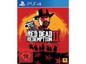 Red Dead Redemption 2 PlayStation 4 CD PS4 Neu und OVP