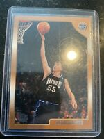JASON WILLIAMS 1998-1999 TOPPS RC #153 ROOKIE CARD SACRAMENTO KINGS NBA NM+