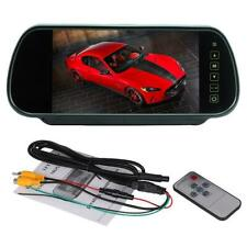Car Rear View Mirror Monitor for Reversing Parking Camera 7 Inch TFT LCD Kit