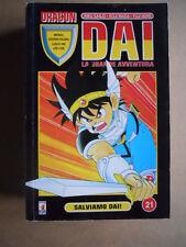 Dragon Quest DAI La Grande Avventura n°21 ed. Star Comics    [G394B]