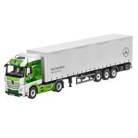 """Mercedes Benz ACTROS FH25 Sattelzug """"Fuel Duel Design"""" 1:50 Neu OVP Limitiert"""