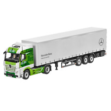 "Mercedes Benz Actros FH25 Lorry "" Fuel Duel Design "" 1:50 NIP Limited"