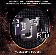 TOTAL DEF JAM - THE DEFINITIVE COLLECTION / VARIOUS ARTISTS