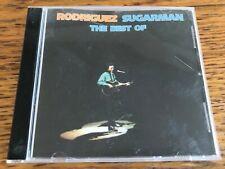 The Best of Rodriguez Sugarman CD