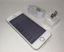 Apple iPhone SE 32GB - Silver White (VERIZON- PREPAID ONLY) MP7U2LL/A Smartphone