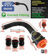 UNIVERSAL PERFORMANCE CYCLONE FILTER INDUCTION KIT UN1608--Land Rover