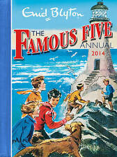 Famous Five Annual: 2014 by Enid Blyton (Hardback, 2013)