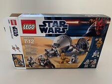 LEGO Star Wars Droid Escape 9490 (2012) 100% Complete w/ Figures, Manual, Box