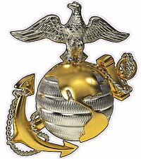 USMC Marine Corps X Large Decal Hi-Def. 24""