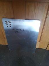 583x447x2 hoja de aluminio placa