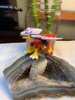 "2000 COMPLETE Digimon Halsemon 3"" Season 2 Action Feature Figure H-T Bandai RARE"