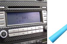 Couverture Design Protection Voiture Kit Bleu Mat Premium Intérieur Coupez Décor