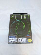 Alien 3 Sega Game Gear 1992 Brand New Sealed