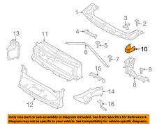 NEW BMW F30 328i 335i F32 428i 435i Auxiliary radiator Frame 17 21 7 600 698