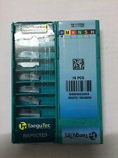 TDT 3 TT7220 TAEGUTEC Carbide Inserts (Pack of 10)