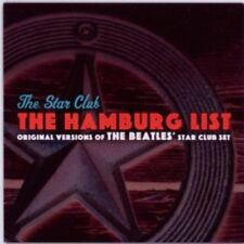 Hamburg List - ORIGINAL VERSIONS of Beatles Star Club Set CD NEU OVP