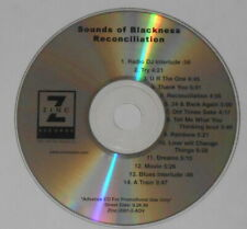 Sounds of Blackness - Reconcilliation -  original 1999 U.S. promo cd