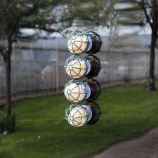 Kingfisher Wild Bird Feeder Hanging Window Suction Mounted 4 Ball Fat Ball Suet