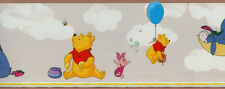 Disney Deco Tapeten-Bordüre 3501-3 Selbstklebend Winnie Pooh Borte (3,09 Euro/m)