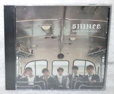 SHINee 1000 Years Zutto Soba ni Ite Taiwan CD only  [Japanese Lan] 1000nen