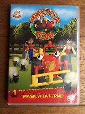 Tracteur Tom: Magie à la ferme
