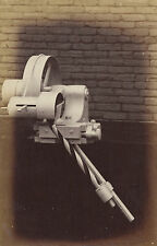 1873 ORIGINAL photo of Drill Sharpening Machine, William Sellers, Philadelphia