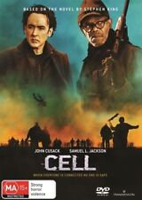 Cell (DVD, 2016) NEW