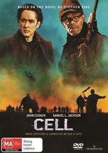 Cell (DVD, 2016) Australian stock