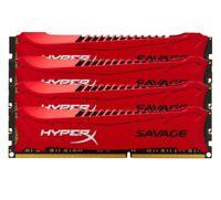 Für Kingston Savage 4 GB 8 GB 16 GB PC3-12800 DDR3-1600 MHz DIMM Desktop RAM Lot
