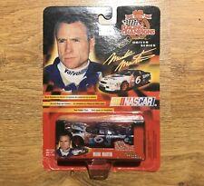 Nascar Signature Driver Series Mark Martin 1999 Racing Champions #6 Valvoline
