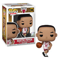 NBA Basketball Chicago Bulls Scottie Pippen Pop! Vinyl Figure #108