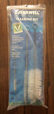 Drinkwell the Original Pet Fountain Cleaning Kit 3 Brush Set