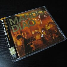 Mando Diao - Hurricane Bar JAPAN CD+2 Bonus Track+Video W/OBI TOCP-66317 #G04*