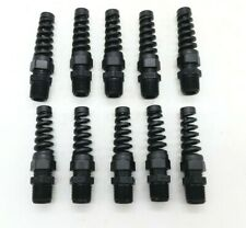 "Lapp/SkinTop Slrn-Flex 9 (3/8"") Cable Glands (Lot of 10)"