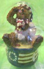 "Boyds Bears & Friends ""Yankee Doodlebear"" Ornament #257048"