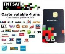 CARTE TNTSAT HD  neuve