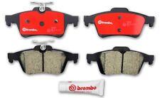 Disc Brake Pad Set-Premium NAO Ceramic OE Equivalent Pad Rear Brembo P59042N